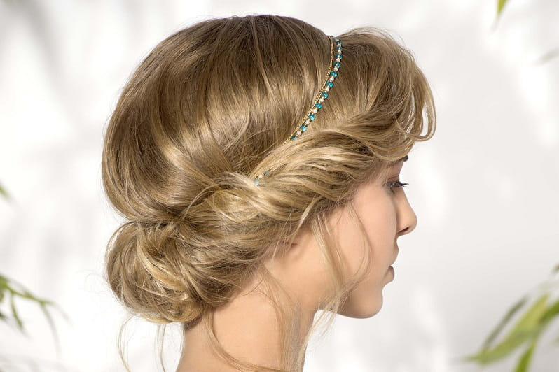 Coiffure mariage idees pictures to pin on pinterest - Chignon original ...