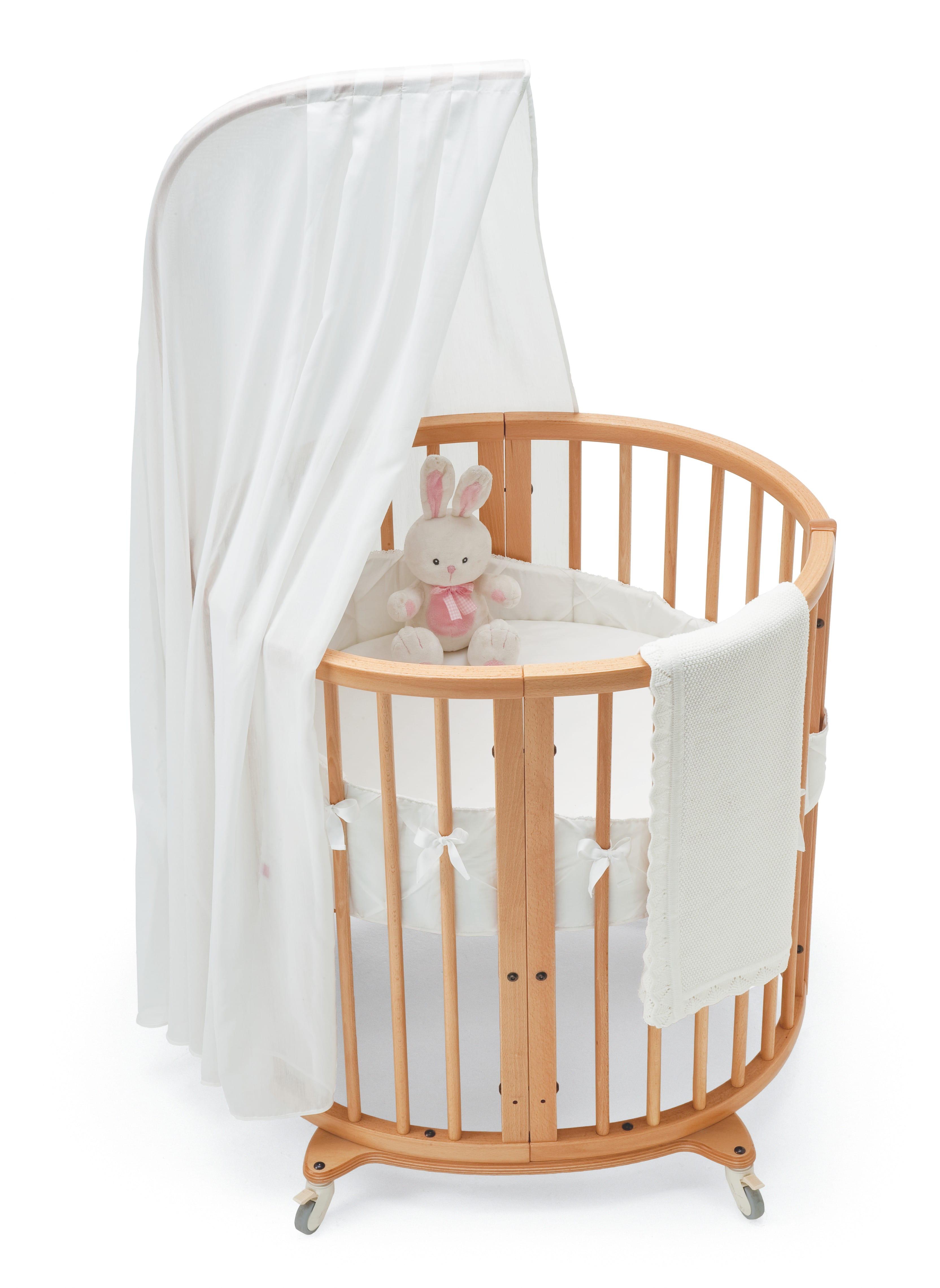 Lot de 2 bavoirs porte bébé Stokke MyCarrier beige