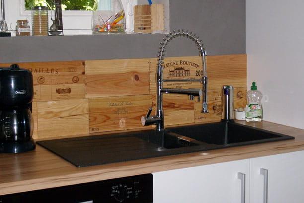 Destockage noz industrie alimentaire france paris - Caisse de vin en bois bricolage ...