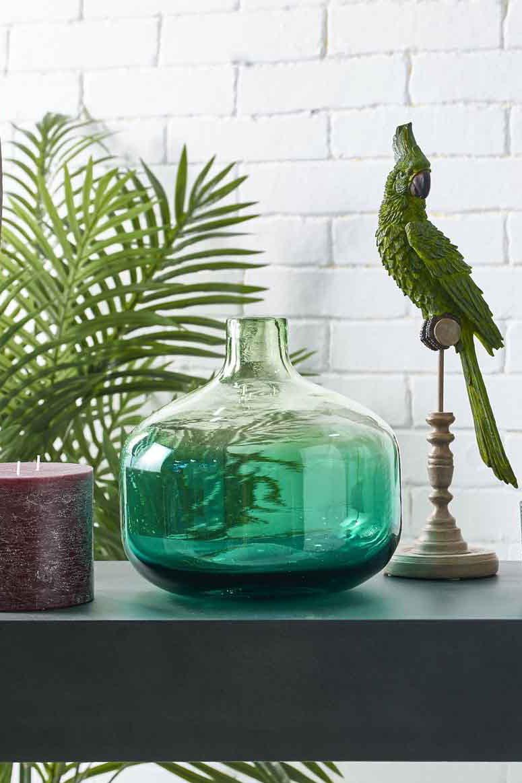 vase aqua de maisons du monde le vase en verre color l 39 objet d co du moment journal des femmes. Black Bedroom Furniture Sets. Home Design Ideas