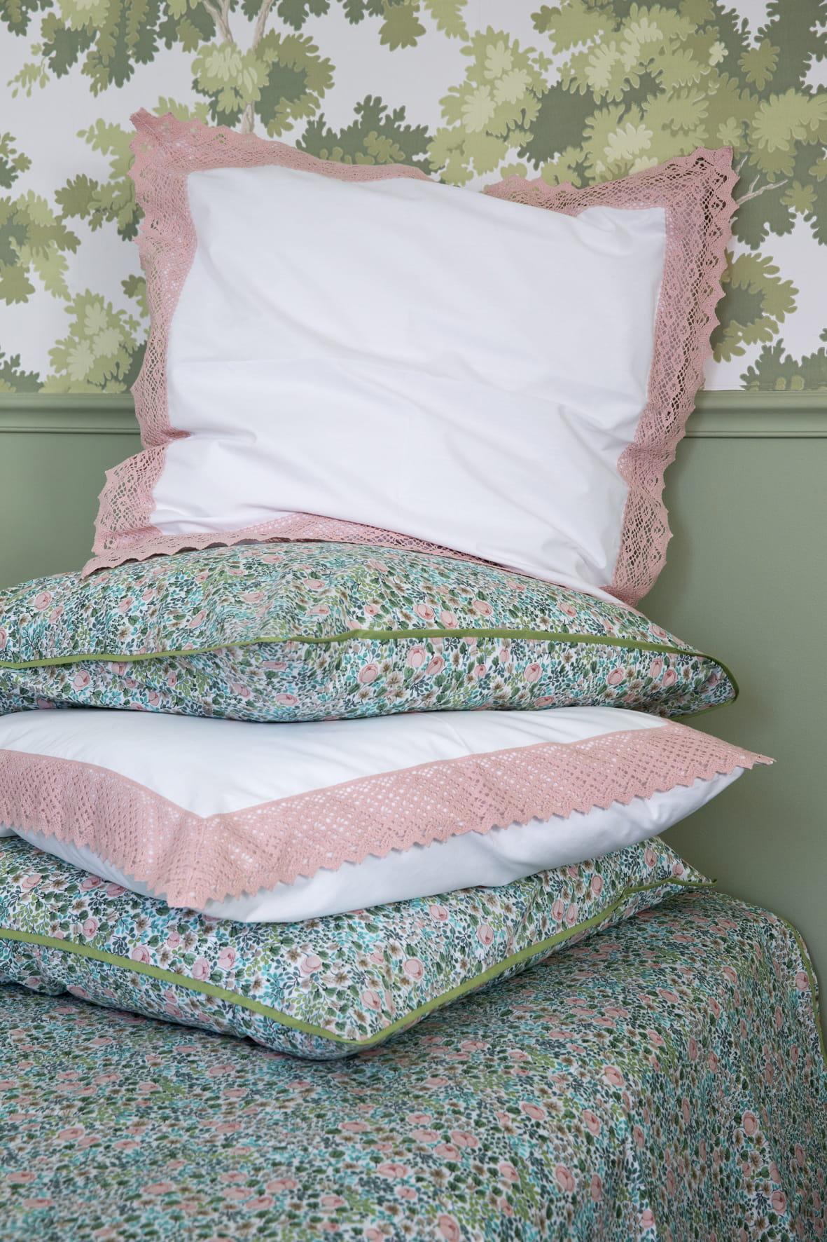 linge de lit may wedding de bouchara linge de lit a sent le printemps. Black Bedroom Furniture Sets. Home Design Ideas