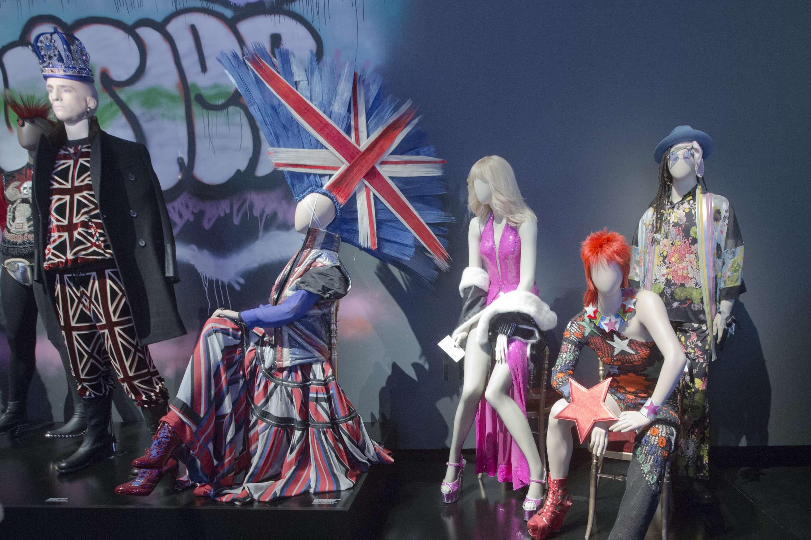 Jean paul gaultier au grand palais l 39 exposition coup de coeur journal des femmes - Expo le grand palais ...