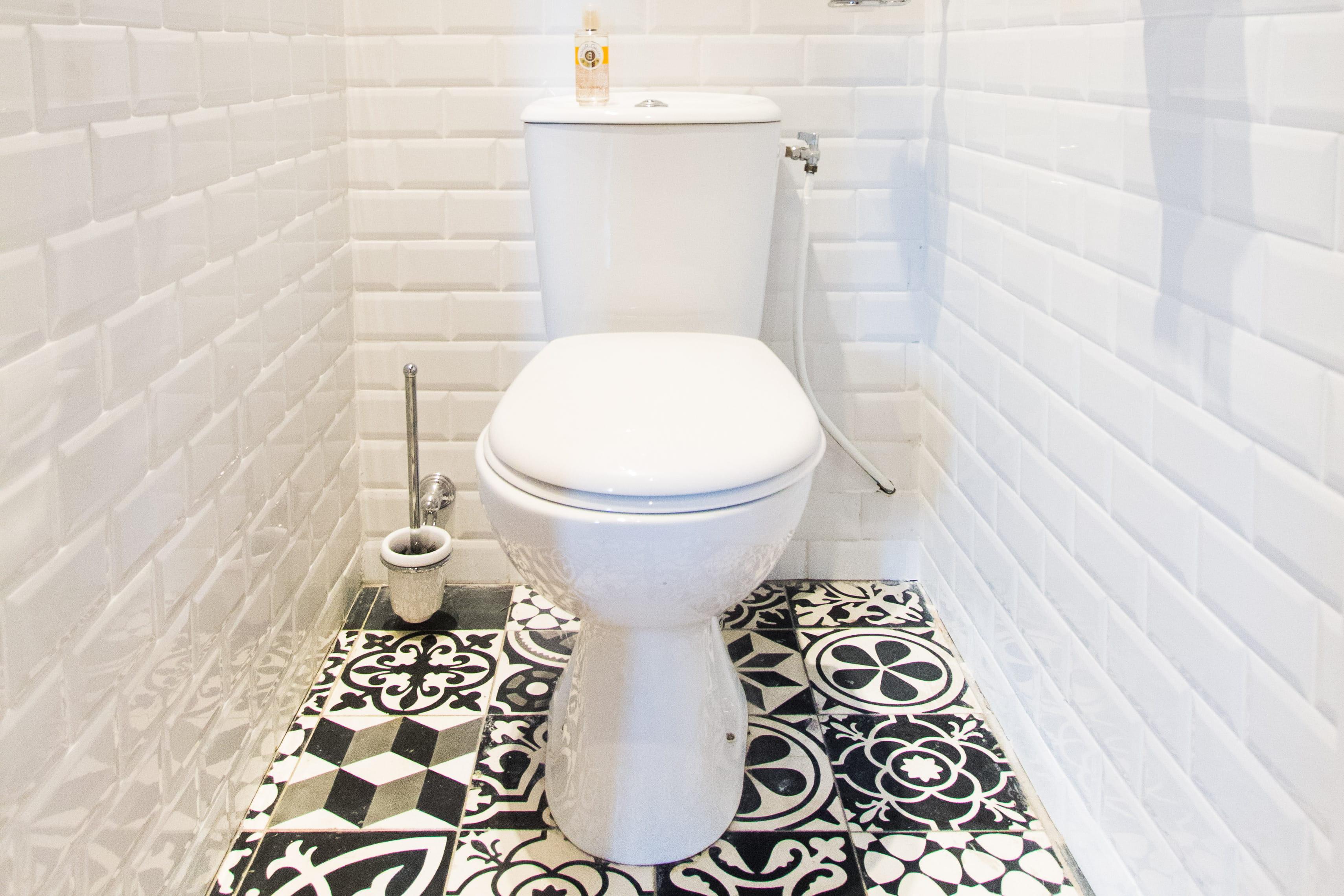Toilettes  on se lâche sur la déco !  Journal des Femmes