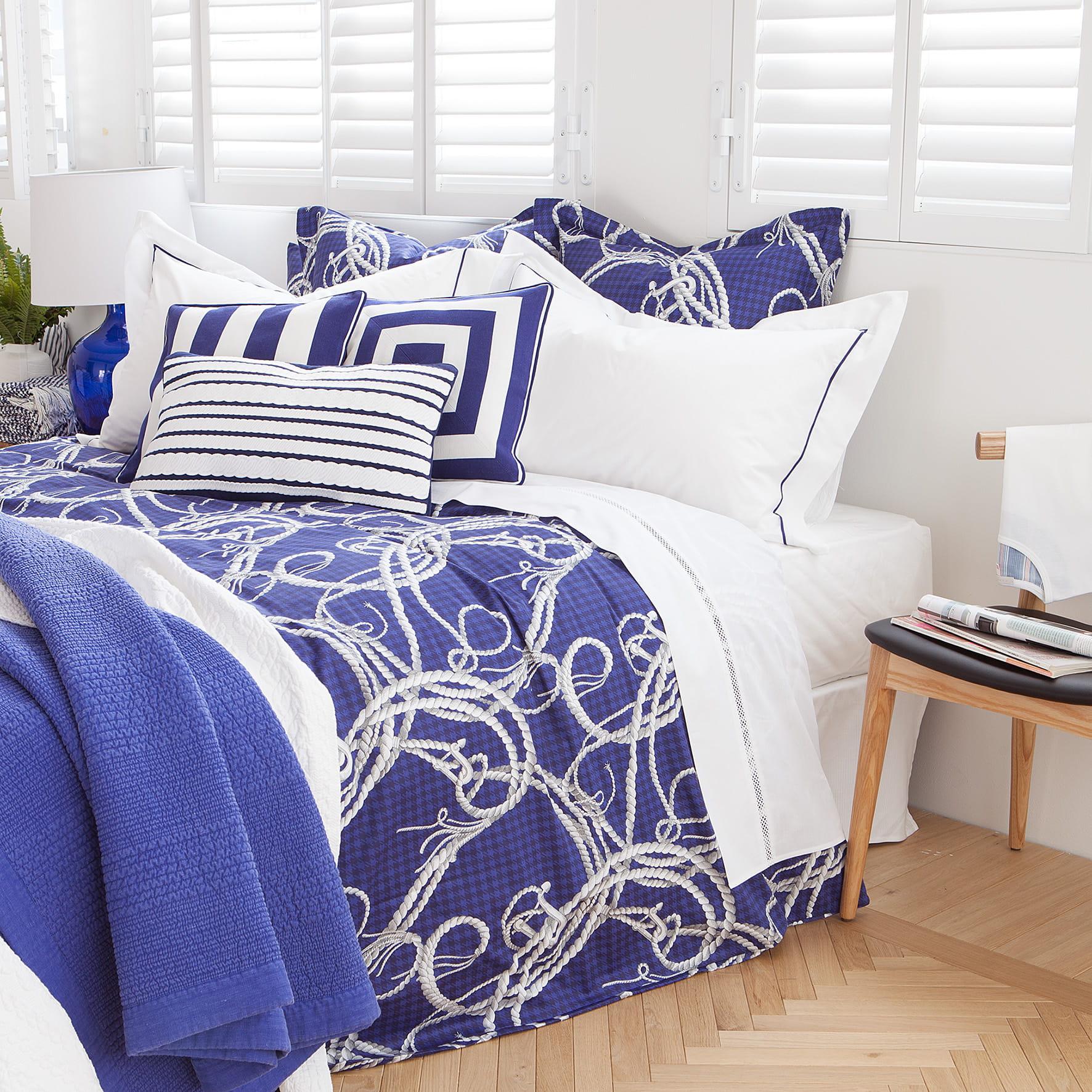 Linge De Lit Style Nautique De Zara Home