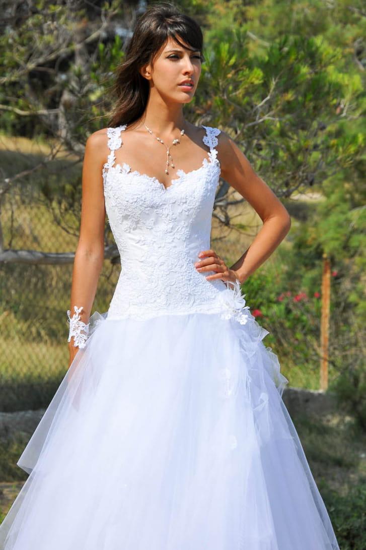 de mariee Calanque, Les Mariées de Provence : 30 robes de mariée en ...