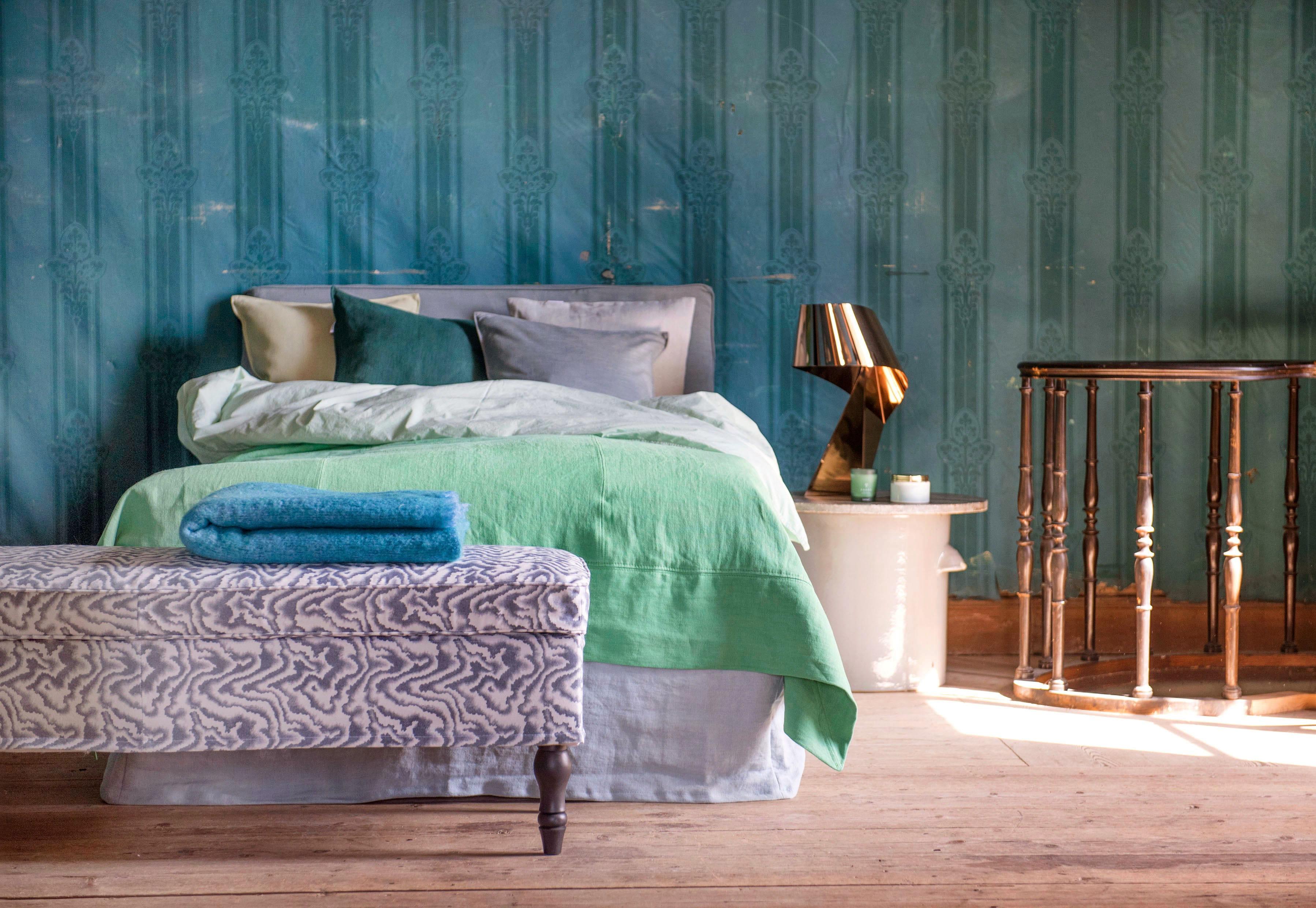 linge de lit bemz les nouveaux canap s ikea relook s par bemz journal des. Black Bedroom Furniture Sets. Home Design Ideas