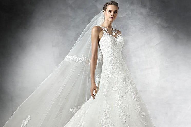 ... robes de mariée Pronovias séduiront sans aucun doute les futures