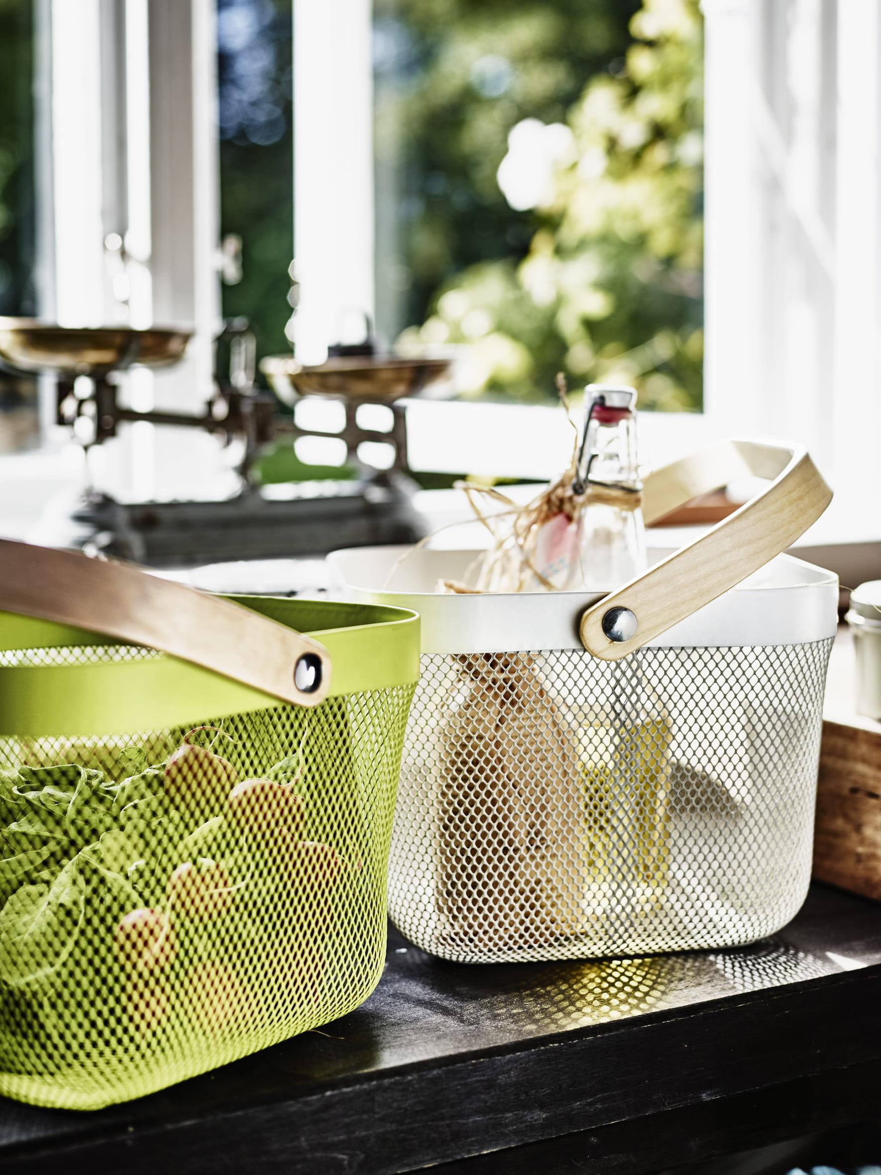 Paniers risatorp d 39 ikea pique nique les indispensables for Ikea vaisselle de table