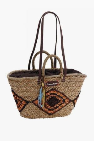 panier sac de plage acapulco mexique de banana moon aux galeries lafayette des sacs cabas et. Black Bedroom Furniture Sets. Home Design Ideas