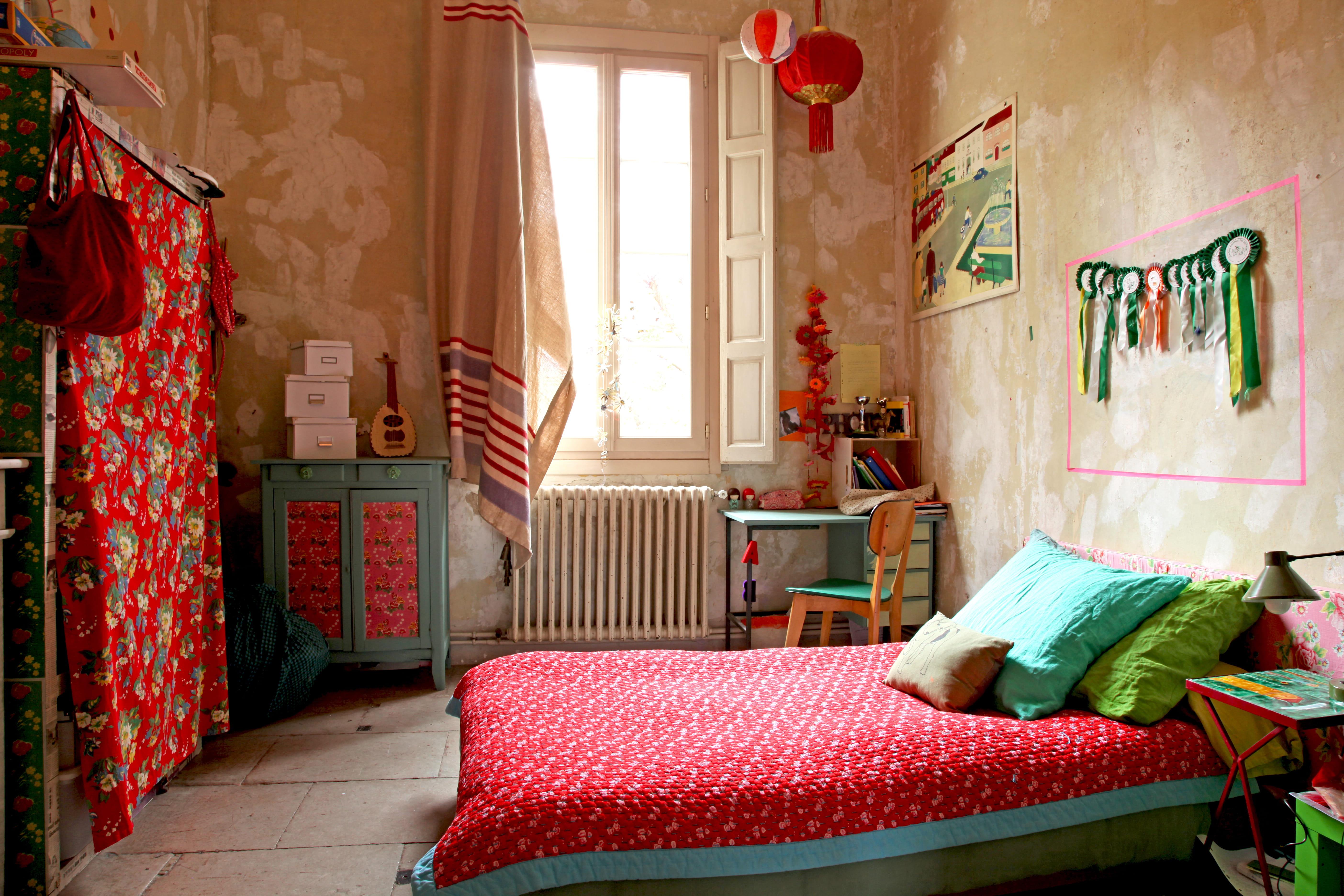 Attractive Decoration Chambre Ado Fille #7: 10099126-ambiance-boheme-chic.jpg