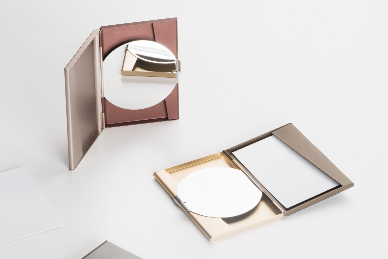 L 39 objet du d sir le porte cartes miroir fine by pauline for Miroir du desir