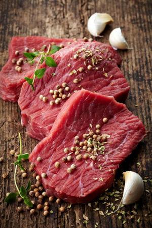La viande rouge faut il bouder les boucheries les - Quantite de viande par personne par jour ...