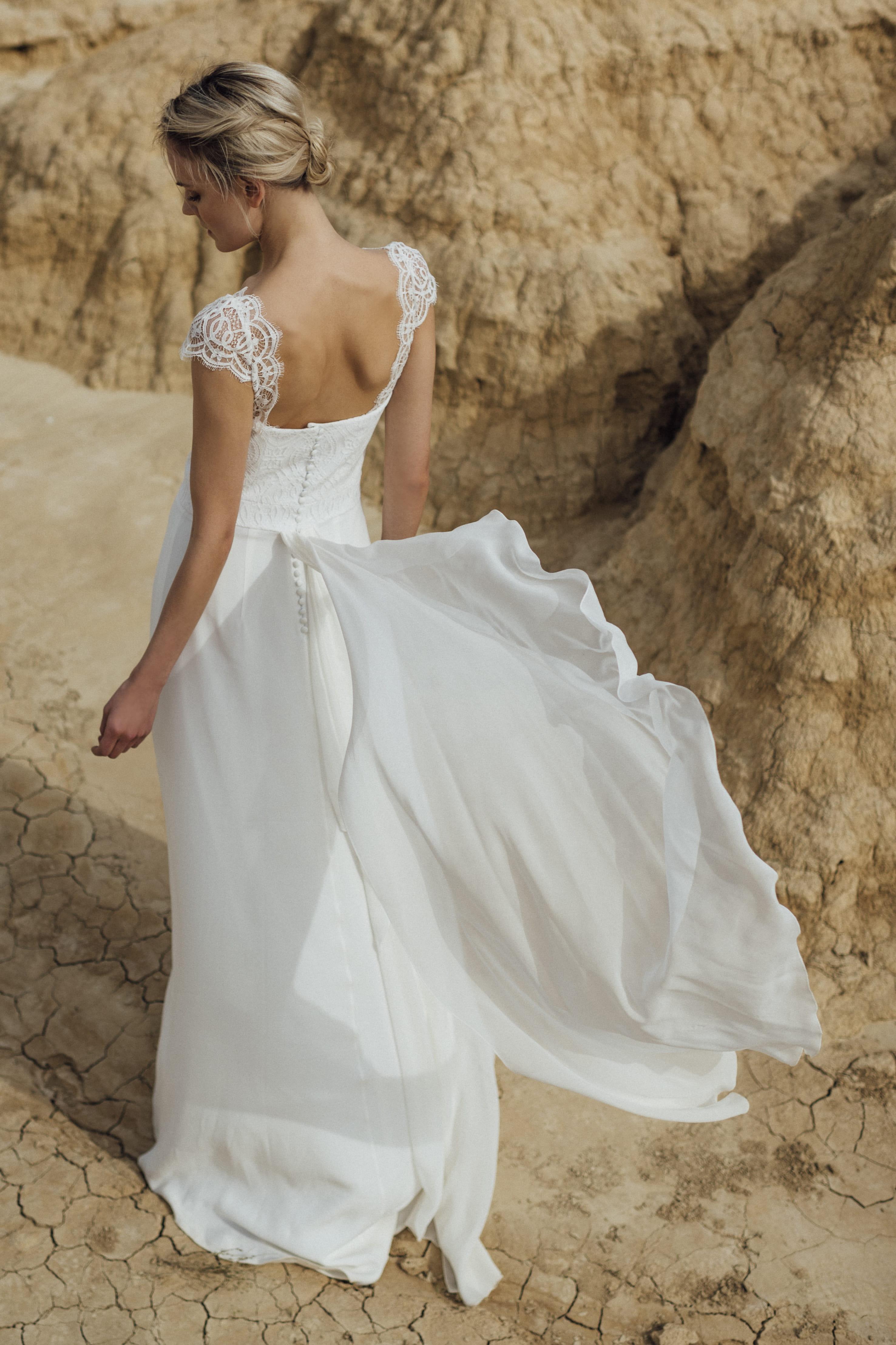 Robes de mariée à virginie  Peinture