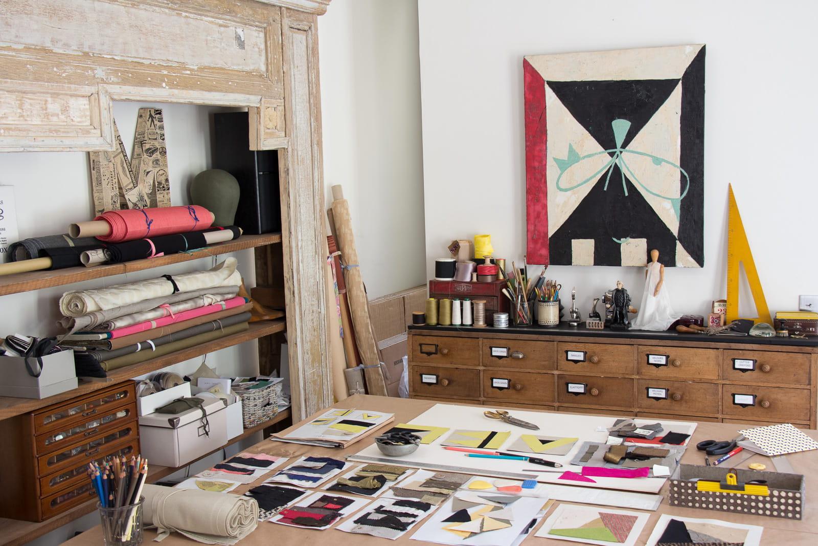 Maison popineau ou le coussin version haute couture - Coussin haute couture ...