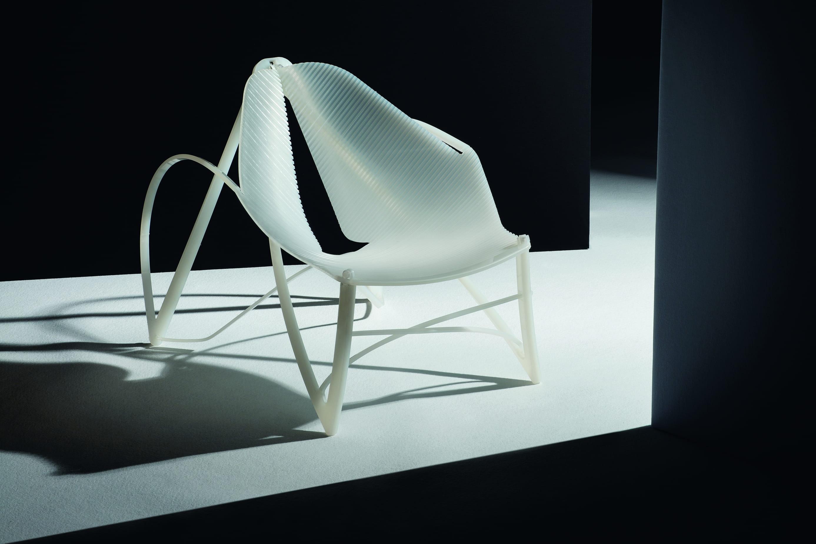 chaise sillon par camille riboulleau. Black Bedroom Furniture Sets. Home Design Ideas