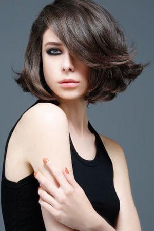 Le carr glamour par jean claude biguine for Coupe courte femme de cheveux jean claude aubry