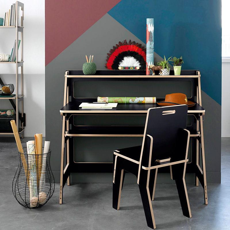bureau construire soi m me am pm chambre d 39 enfant bureaux originaux pour travailleurs en. Black Bedroom Furniture Sets. Home Design Ideas