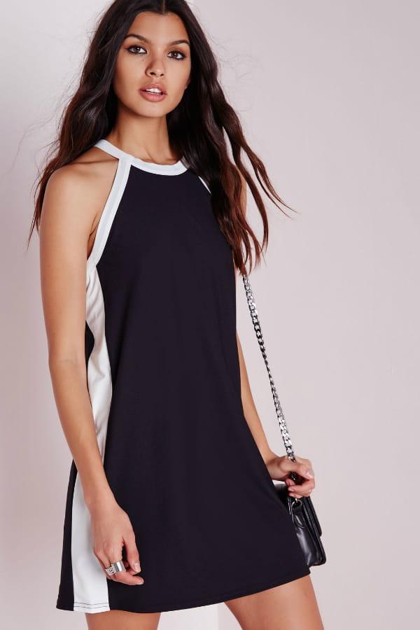 robe sportswear de missguided 60 robes pour un t indien journal des femmes. Black Bedroom Furniture Sets. Home Design Ideas