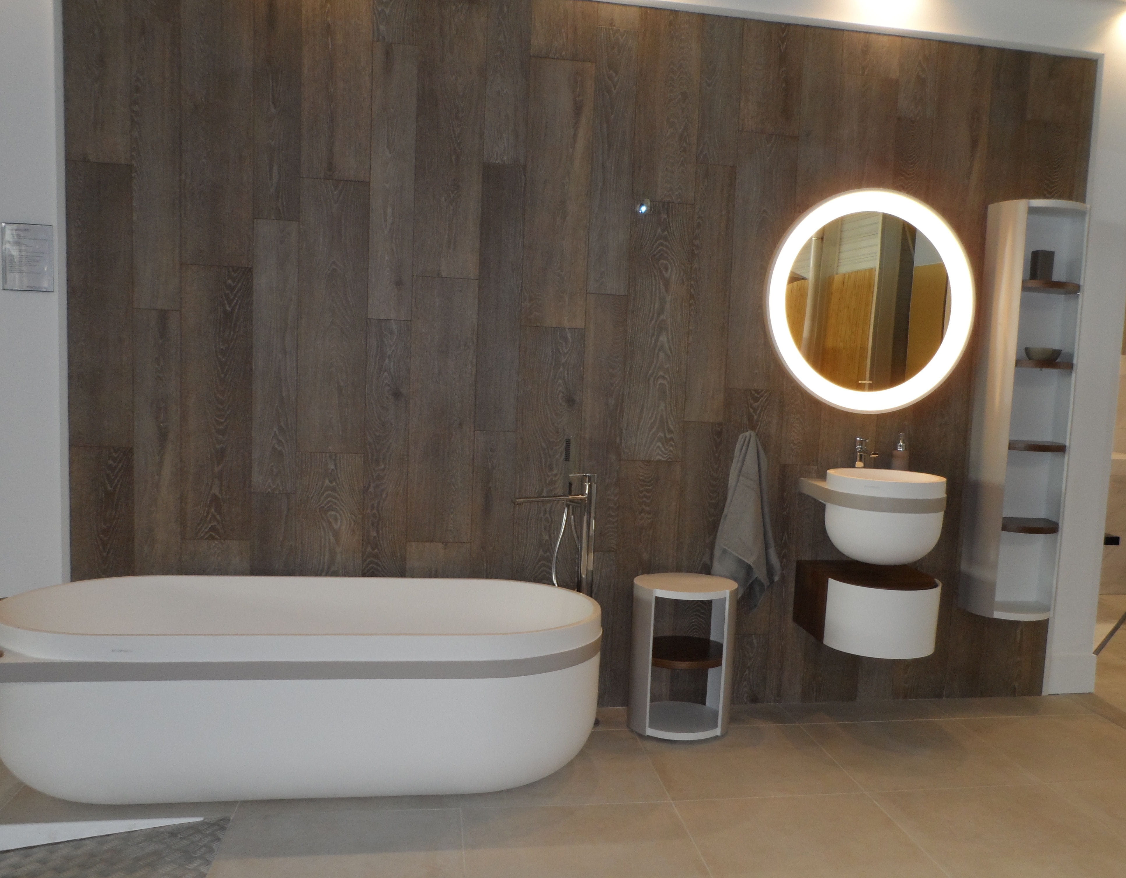 Salle de bains design chez Porcelanosa  Maison&Objet  nos coups de