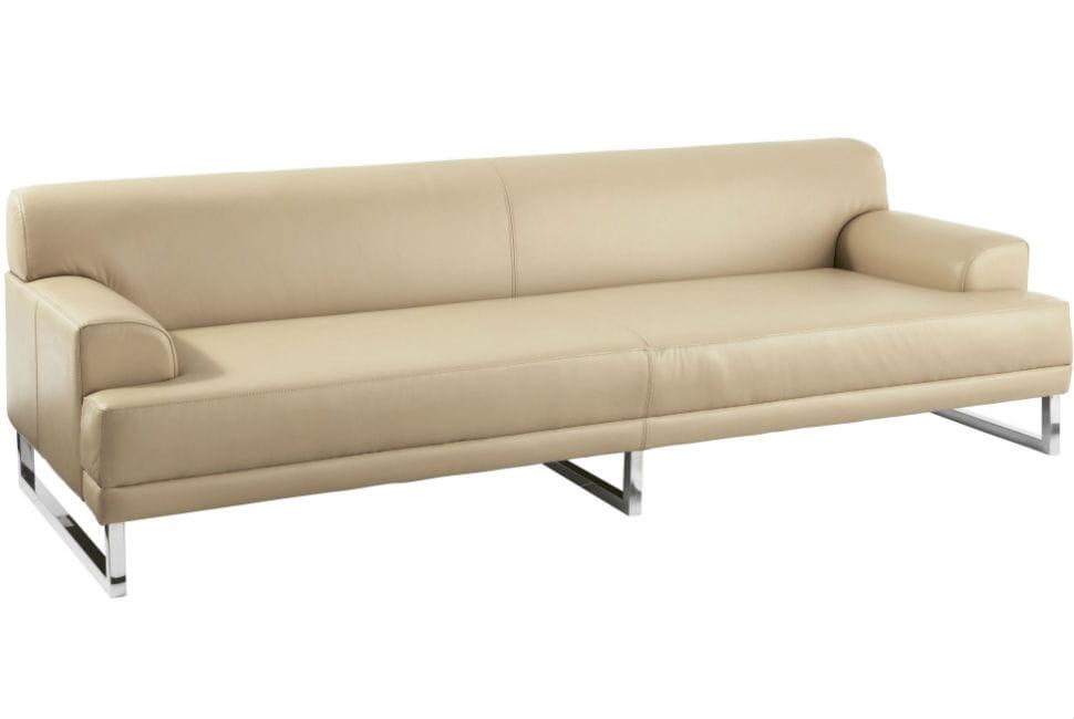 canap en cuir rubik de now 39 s home les canap s en cuir sous les projecteurs journal des femmes. Black Bedroom Furniture Sets. Home Design Ideas