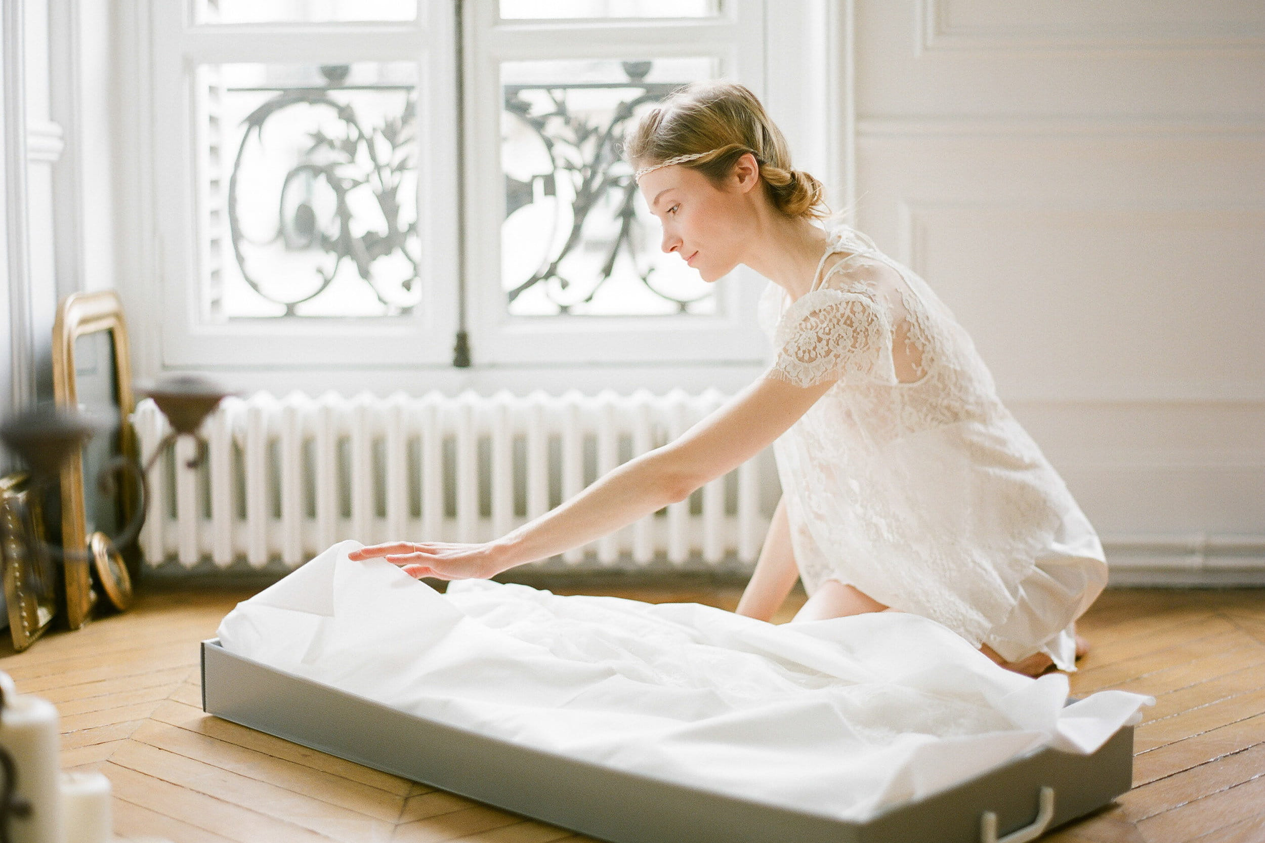 Comment conserver sa robe de mari e journal des femmes for Dallas de conservation de robe de mariage