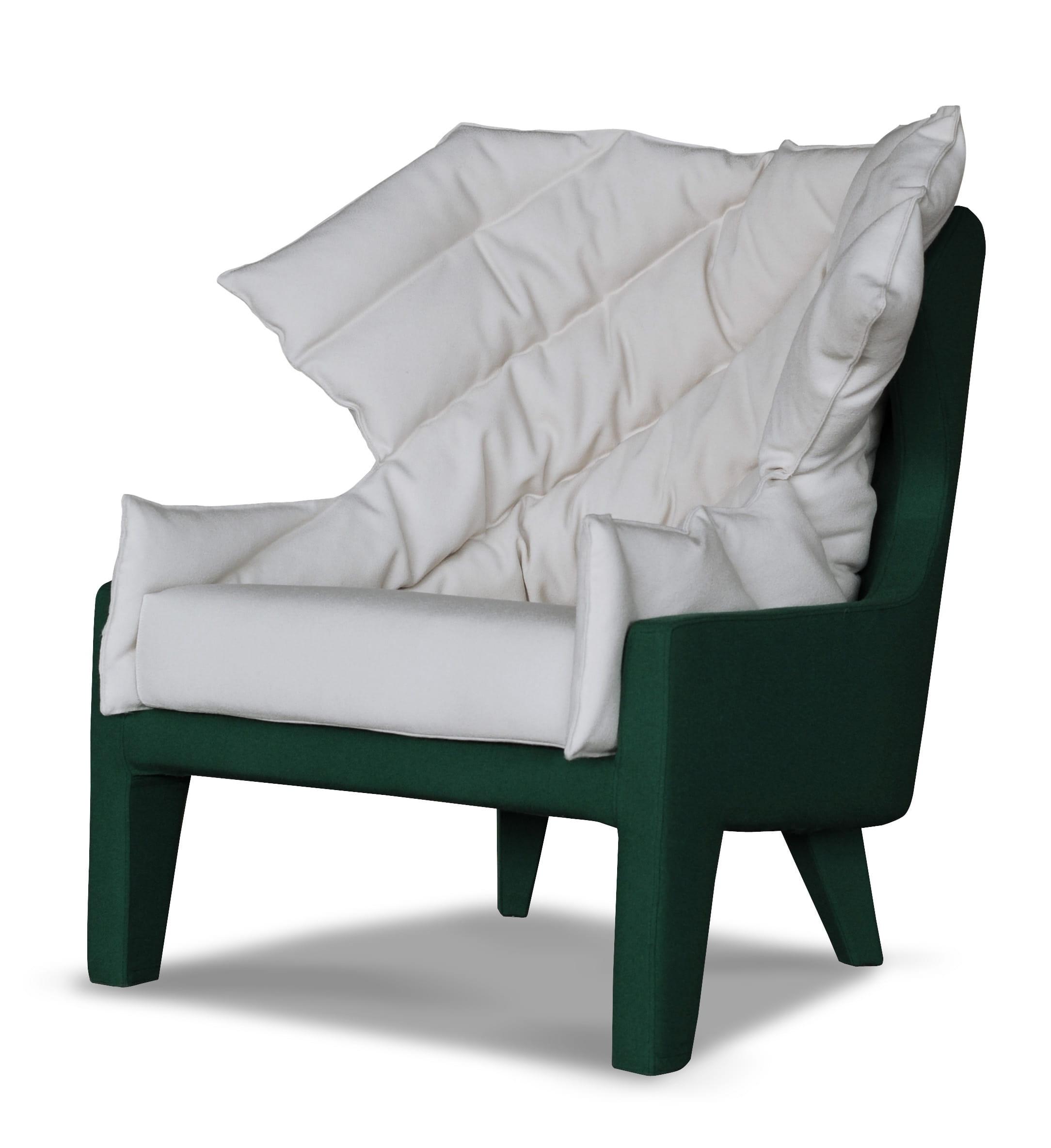Twist, fauteuil de didier versavel pour désio : tendance déco : le ...