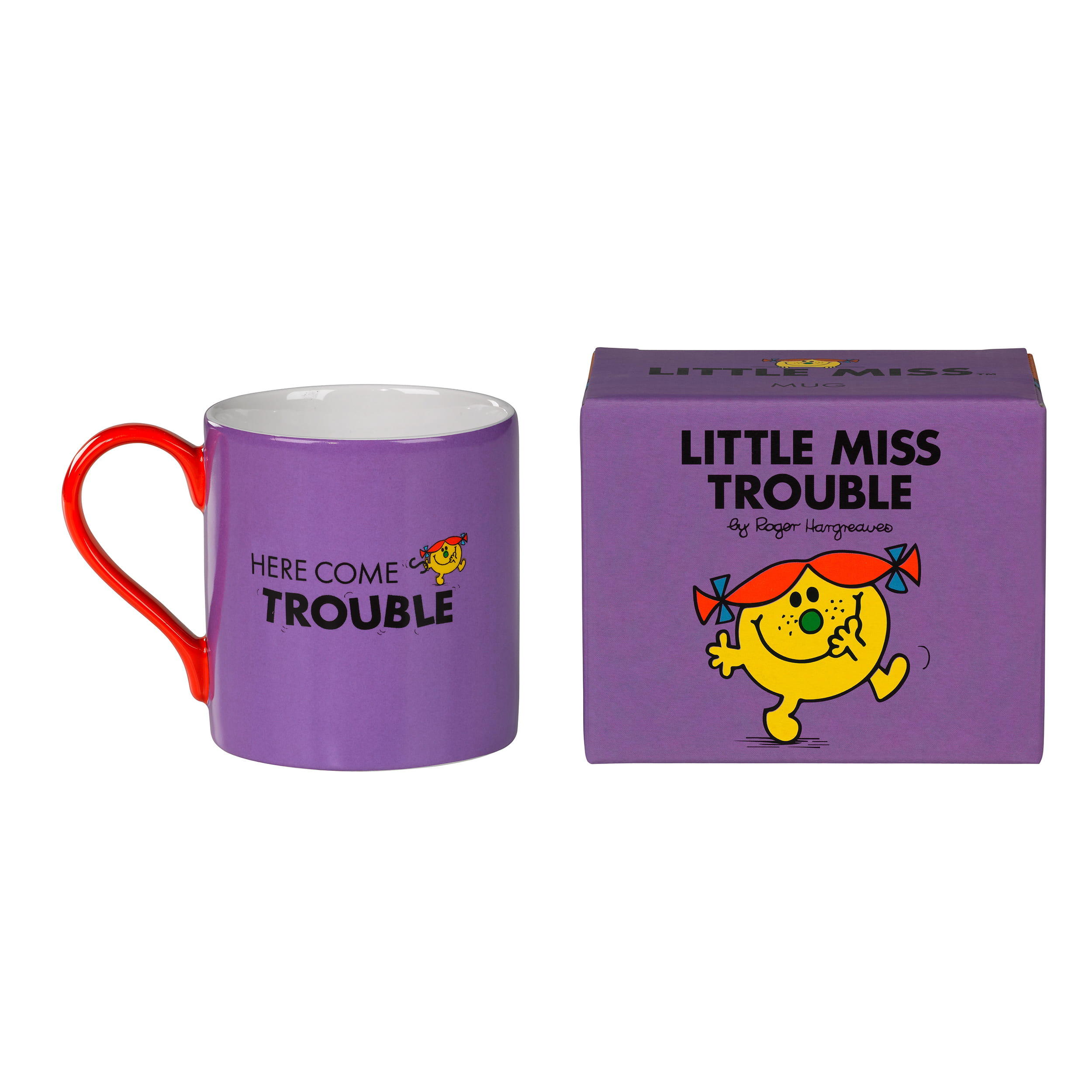 mug little trouble chez fleux dr le de mug journal des femmes. Black Bedroom Furniture Sets. Home Design Ideas