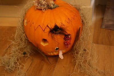 R alisez une citrouille d 39 halloween journal des femmes - Image citrouille halloween ...