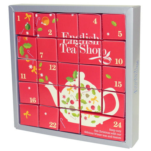Calendrier de l 39 avent de english tea shop calendriers de - Calendrier de l avent femme ...