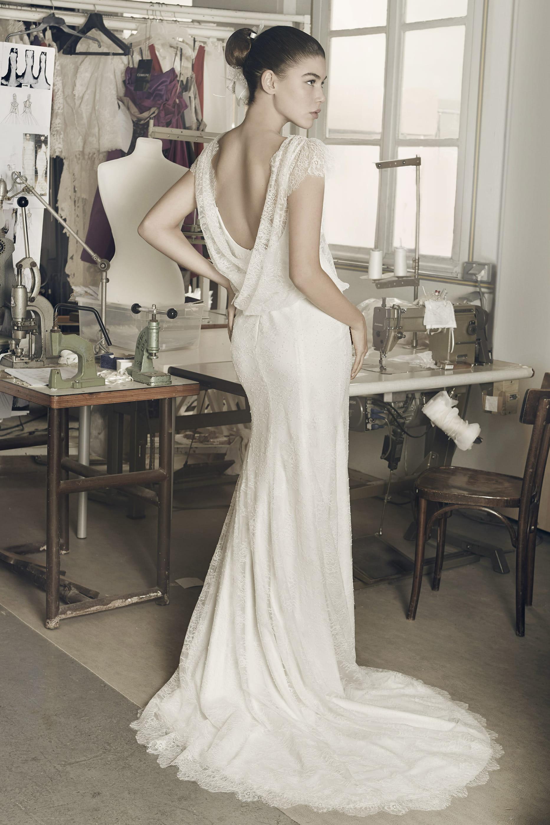 ... de Cymbeline : Les plus belles robes de mariée 2016 - Journal des
