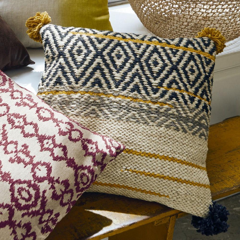 coussin handy chez saint maclou coussin nos 40 mod les chouchous pour l 39 hiver journal des. Black Bedroom Furniture Sets. Home Design Ideas
