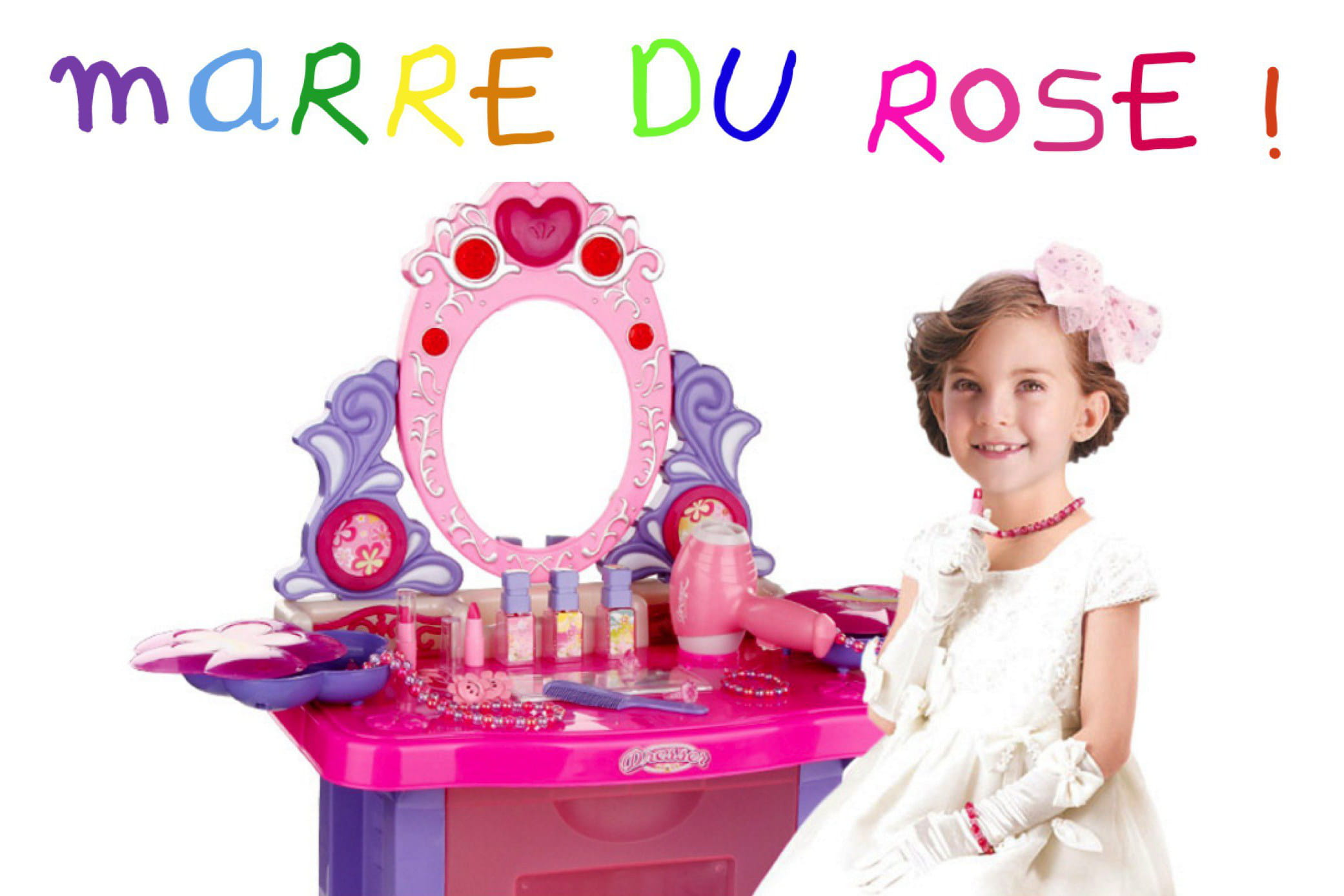 marre du rose la campagne contre les jouets st r otyp s journal des femmes. Black Bedroom Furniture Sets. Home Design Ideas