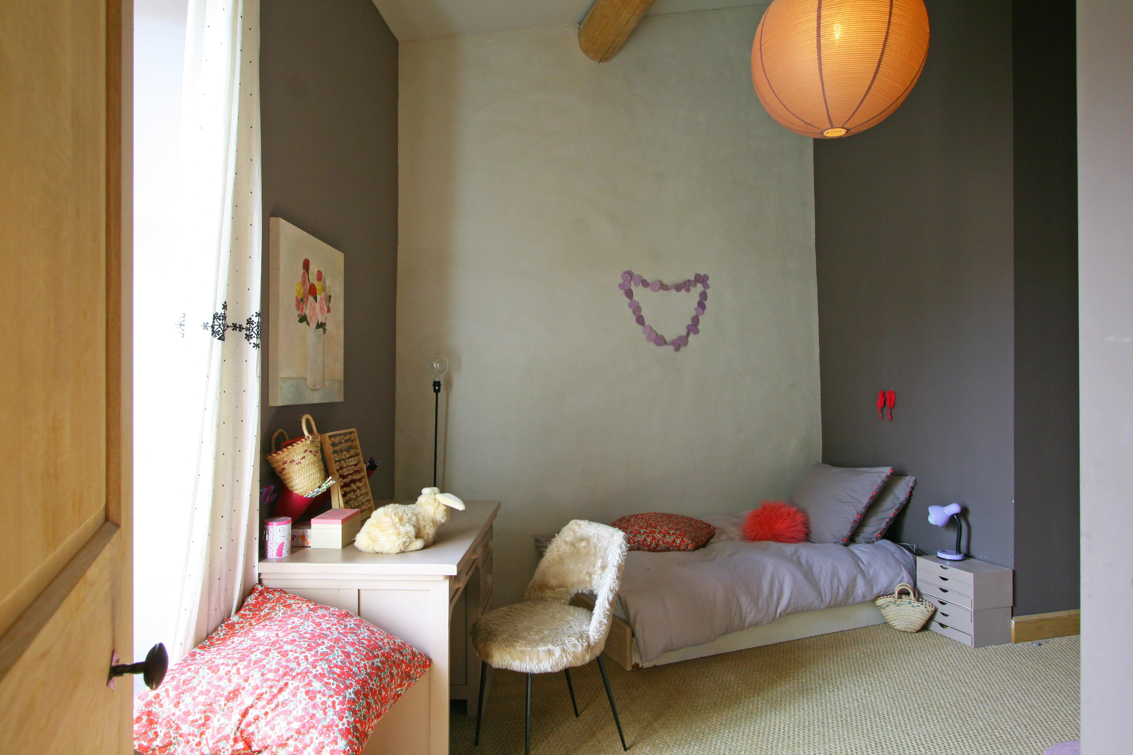 Une douce chambre d 39 enfant adoptez la couleur lavande - Chambre d enfant original ...