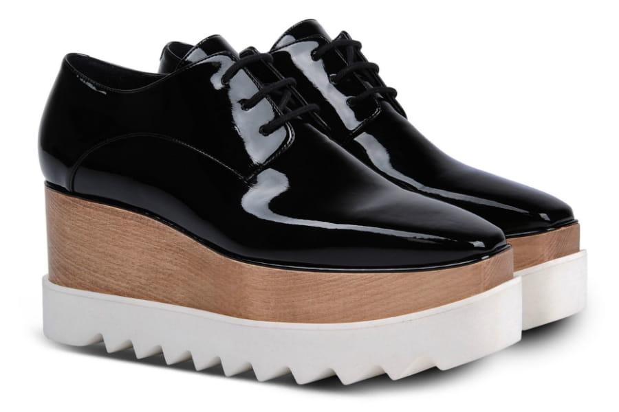 chaussures elyse stella mccartney offrez du luxe pour un no l haut de gamme journal des femmes. Black Bedroom Furniture Sets. Home Design Ideas