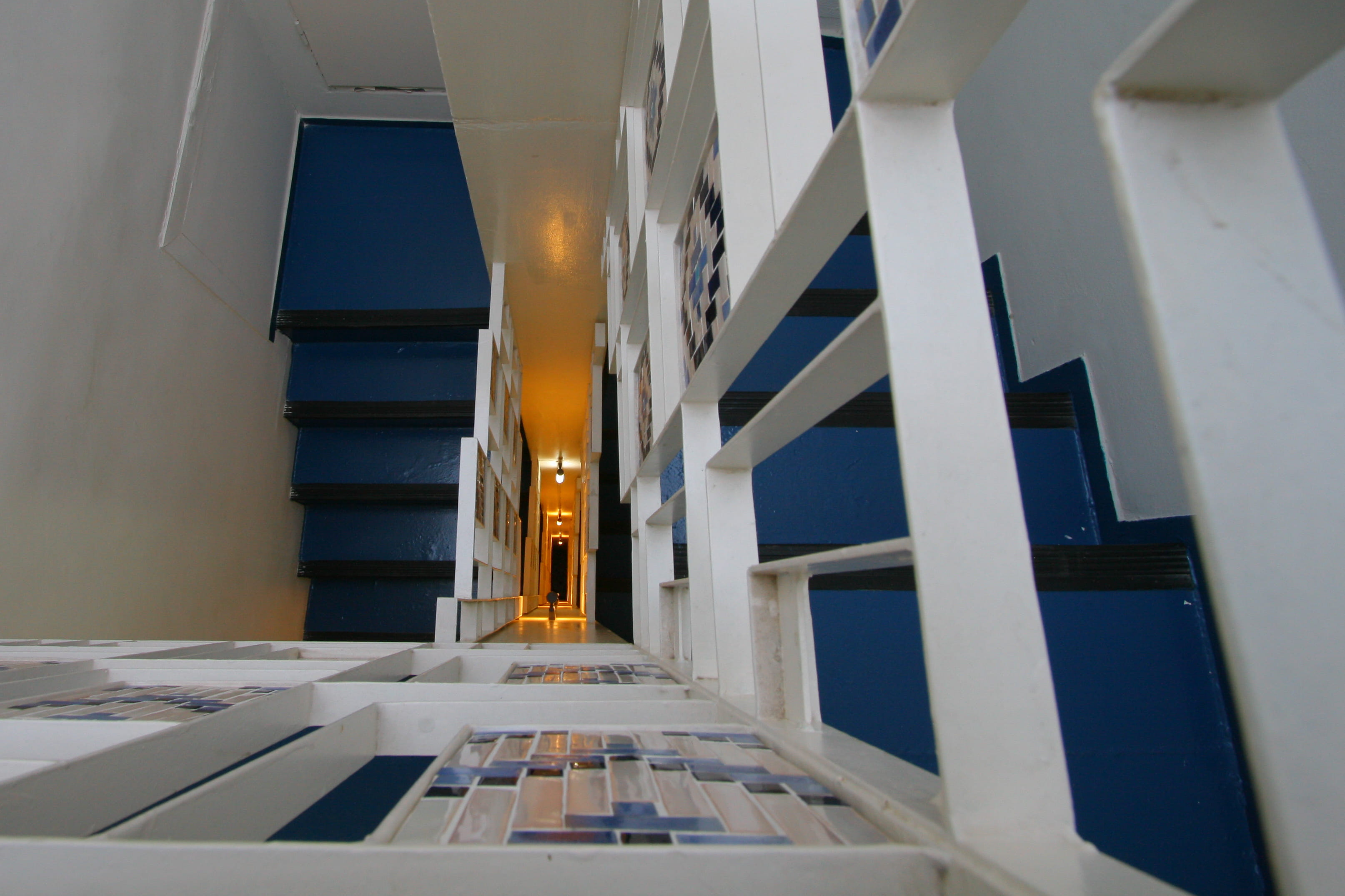 Le bleu indigo une couleur pour votre d coration d - Deco interieur bleu ...