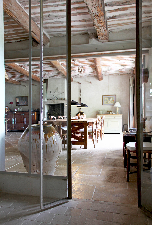 Une verrière d'atelier : Une verrière pour un intérieur ouvert et ...