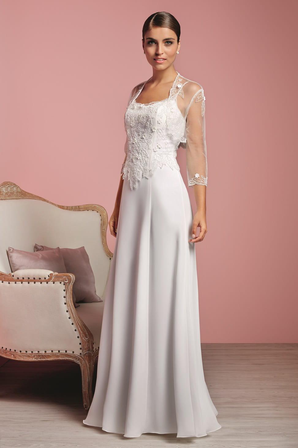 Robe de mari e lalabelle for Robes de mariage abordables