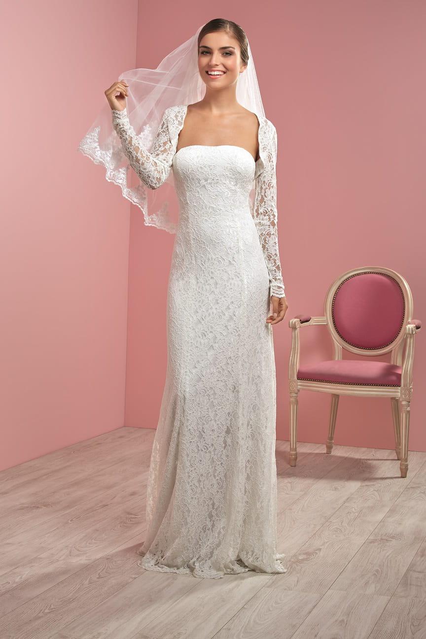 Robe de mari e lantelle des robes de mari e petit prix for Katie peut prix de robe de mariage