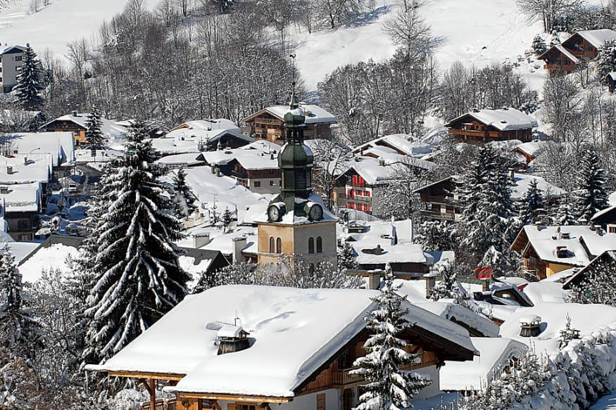 Station de ski de luxe meg ve et ses somptueux h tels for Hotels 3 etoiles megeve