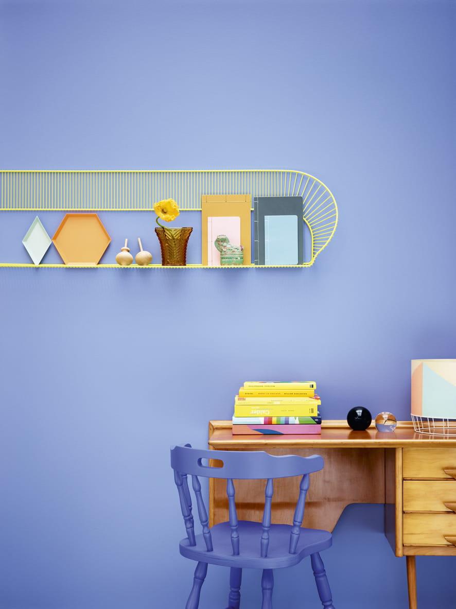 Peinture bleu lavande par sigma coatings peinture bleue - Peinture couleur lavande ...