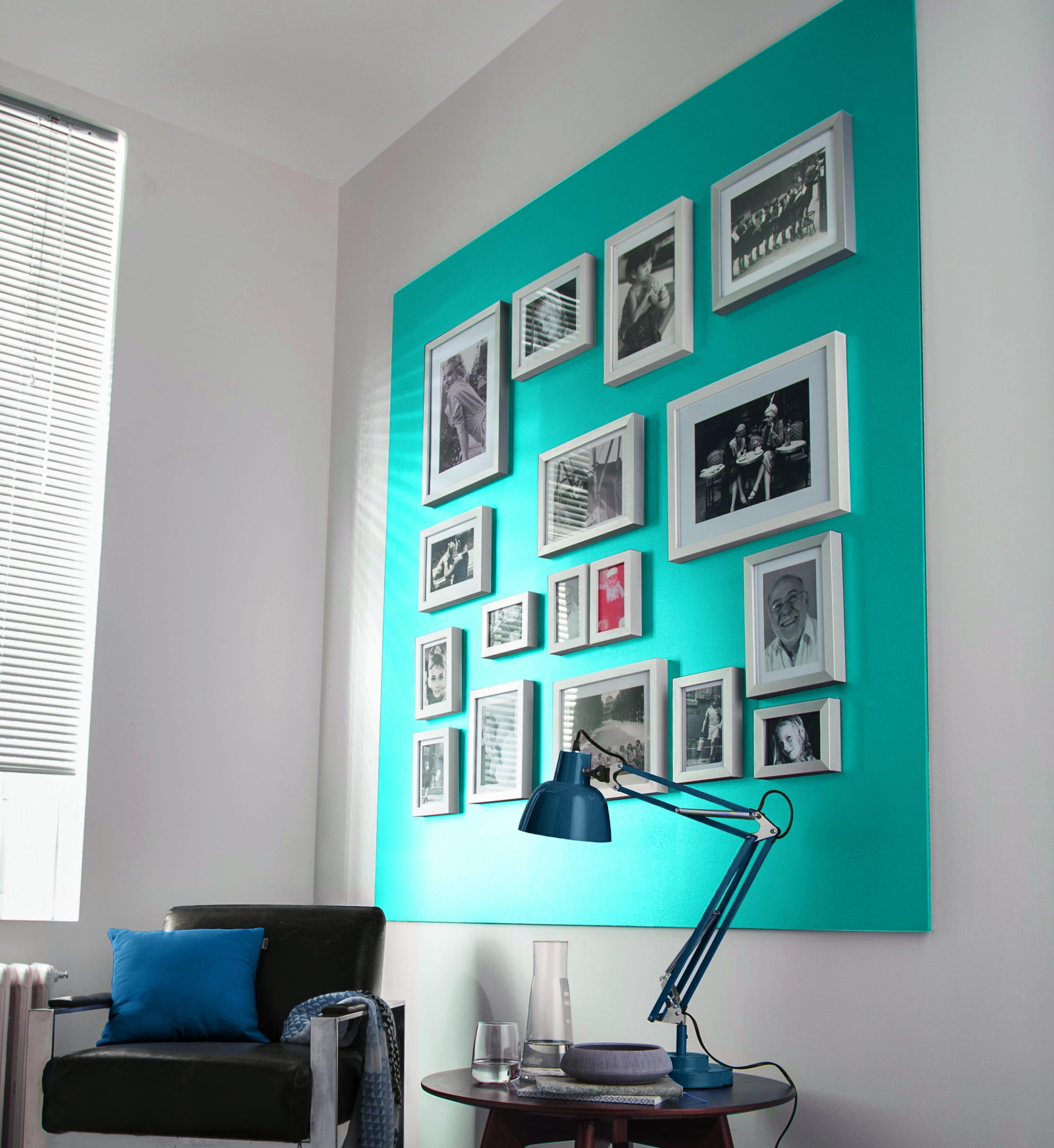 Peinture bleu pacifique par castorama - Peinture acrylique castorama prix ...
