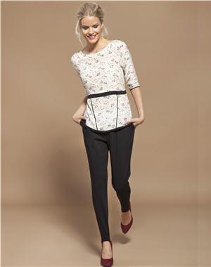 fuseau pantalons sympas pour saison tendance journal des femmes. Black Bedroom Furniture Sets. Home Design Ideas