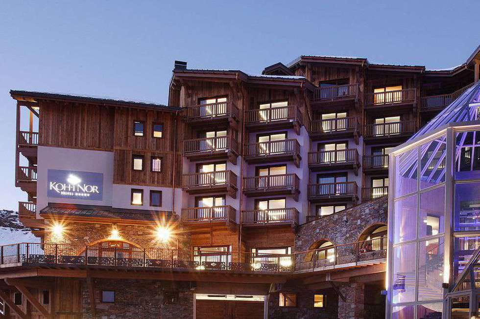 Hotels haut de gamme