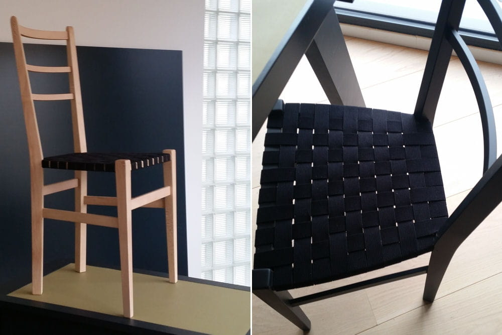 chaise brabant decoclico edition lance sa premi re collection de meubles design. Black Bedroom Furniture Sets. Home Design Ideas