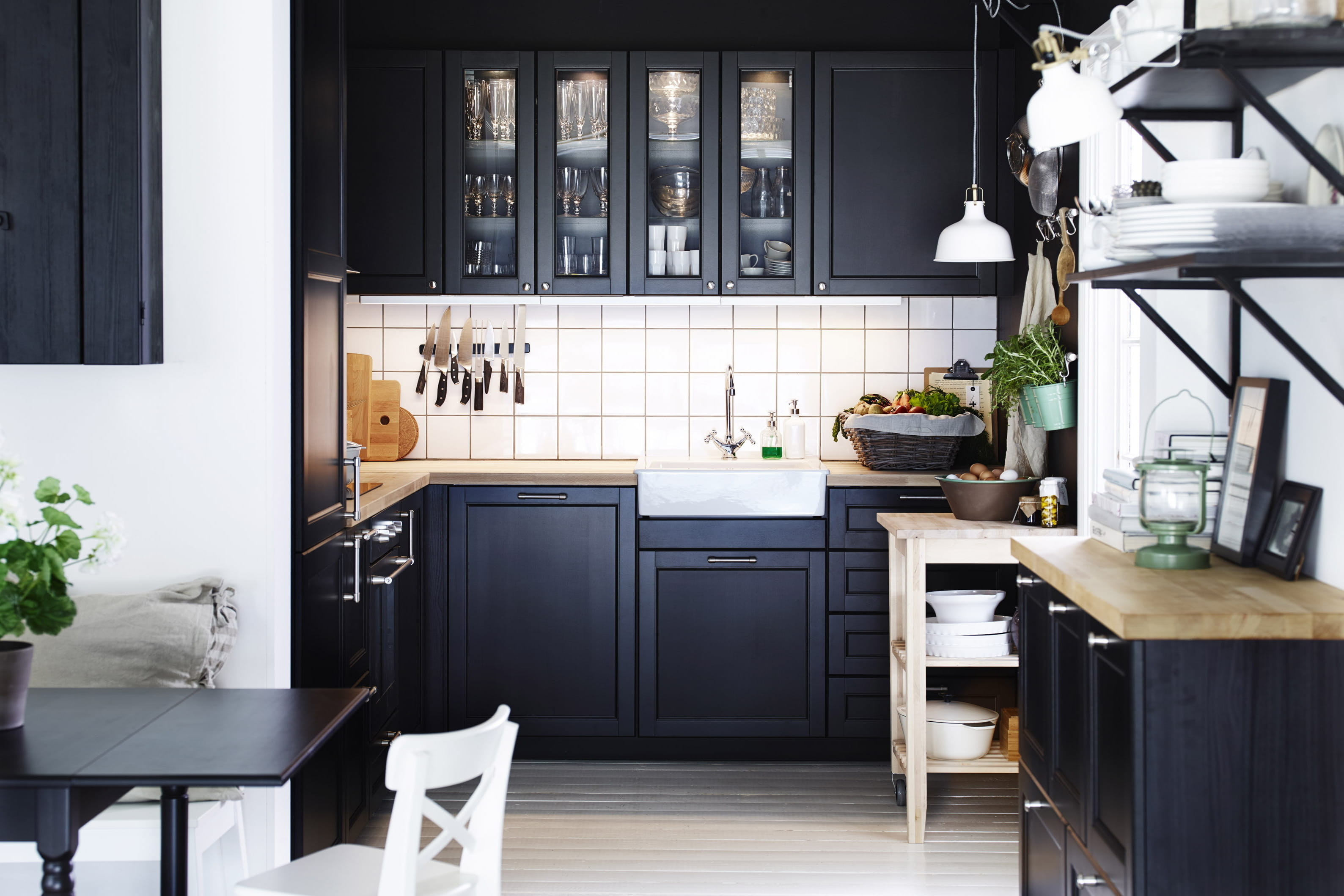 Les cl s pour acheter une cuisine ikea journal des femmes - Cuisine amenage ikea ...