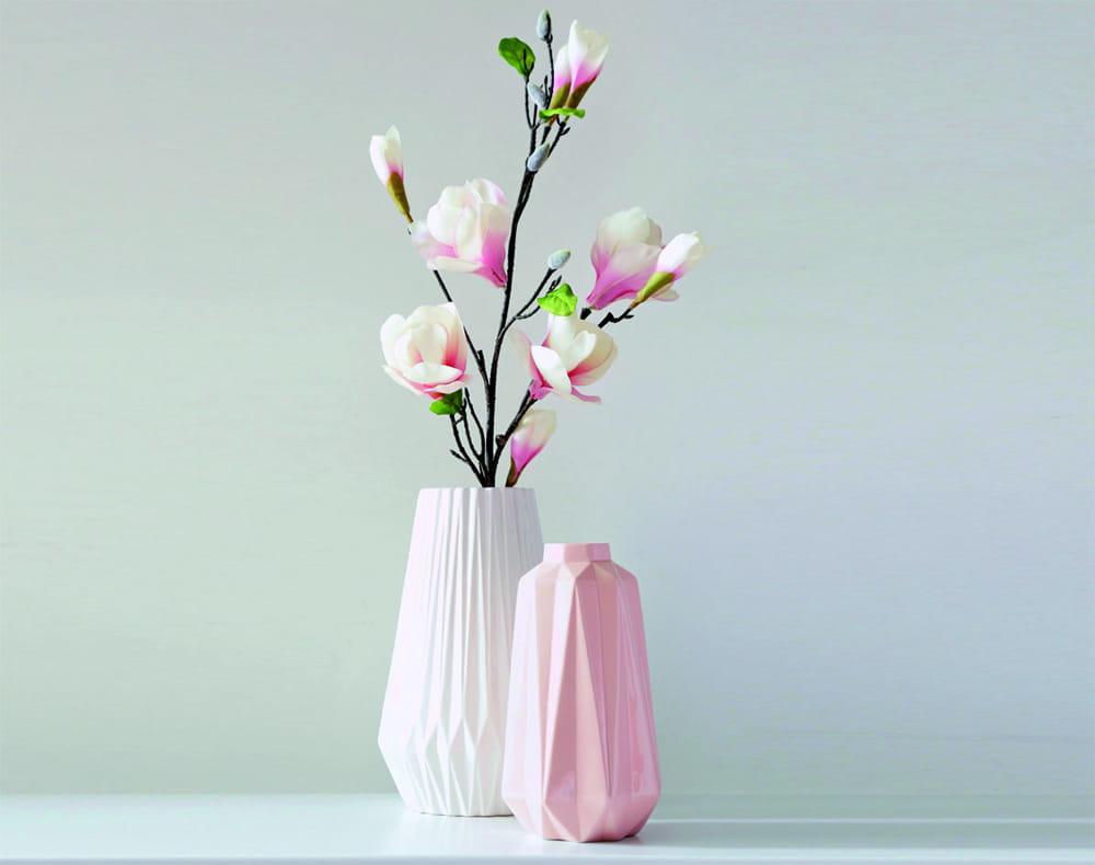 l 39 objet du d sir le vase origami de becquet. Black Bedroom Furniture Sets. Home Design Ideas