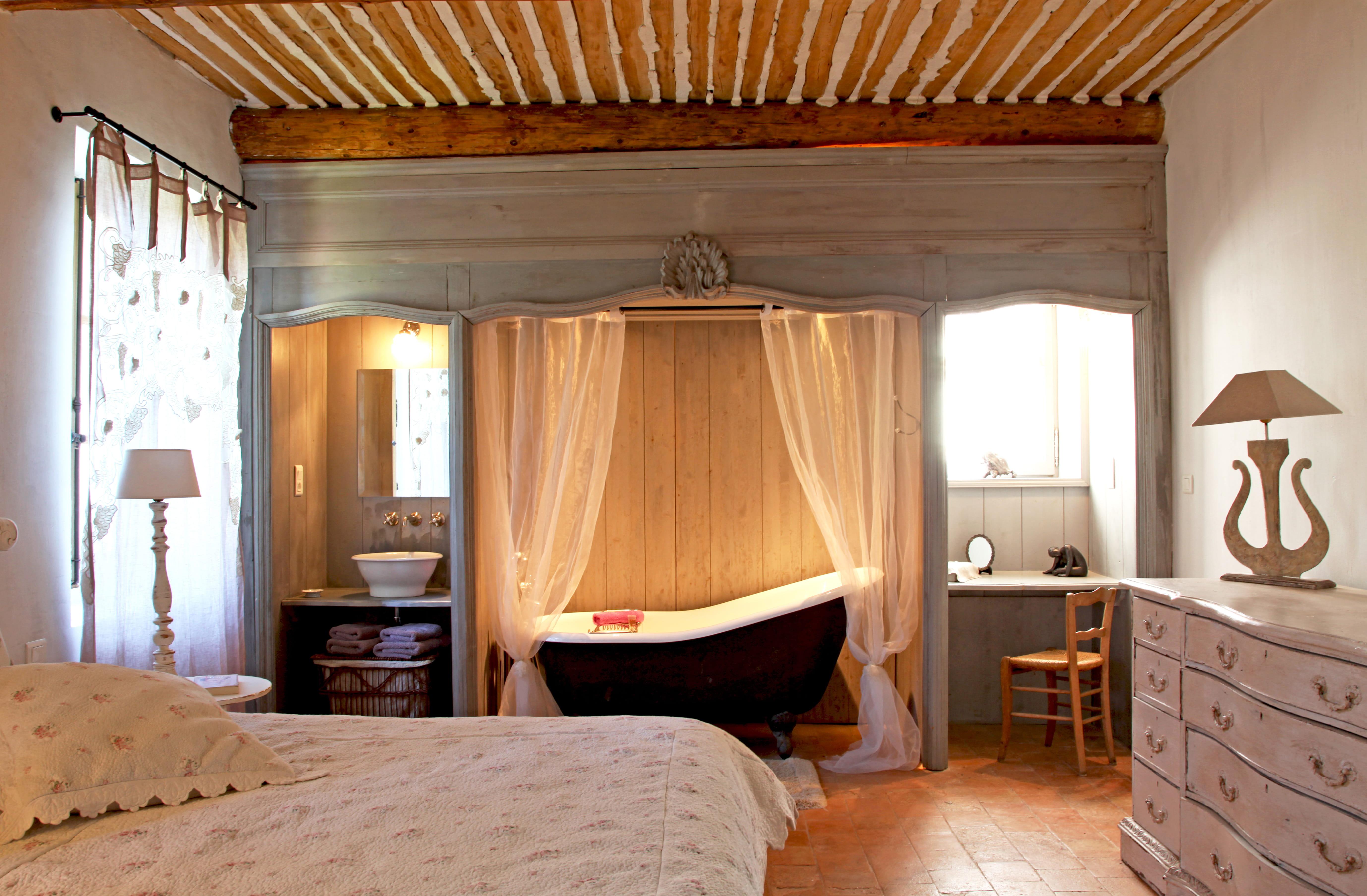 #76431E Suite Parentale à L'ancienne : Suite Parentale : 25  3299 suite parentale deco m6 5514x3614 px @ aertt.com