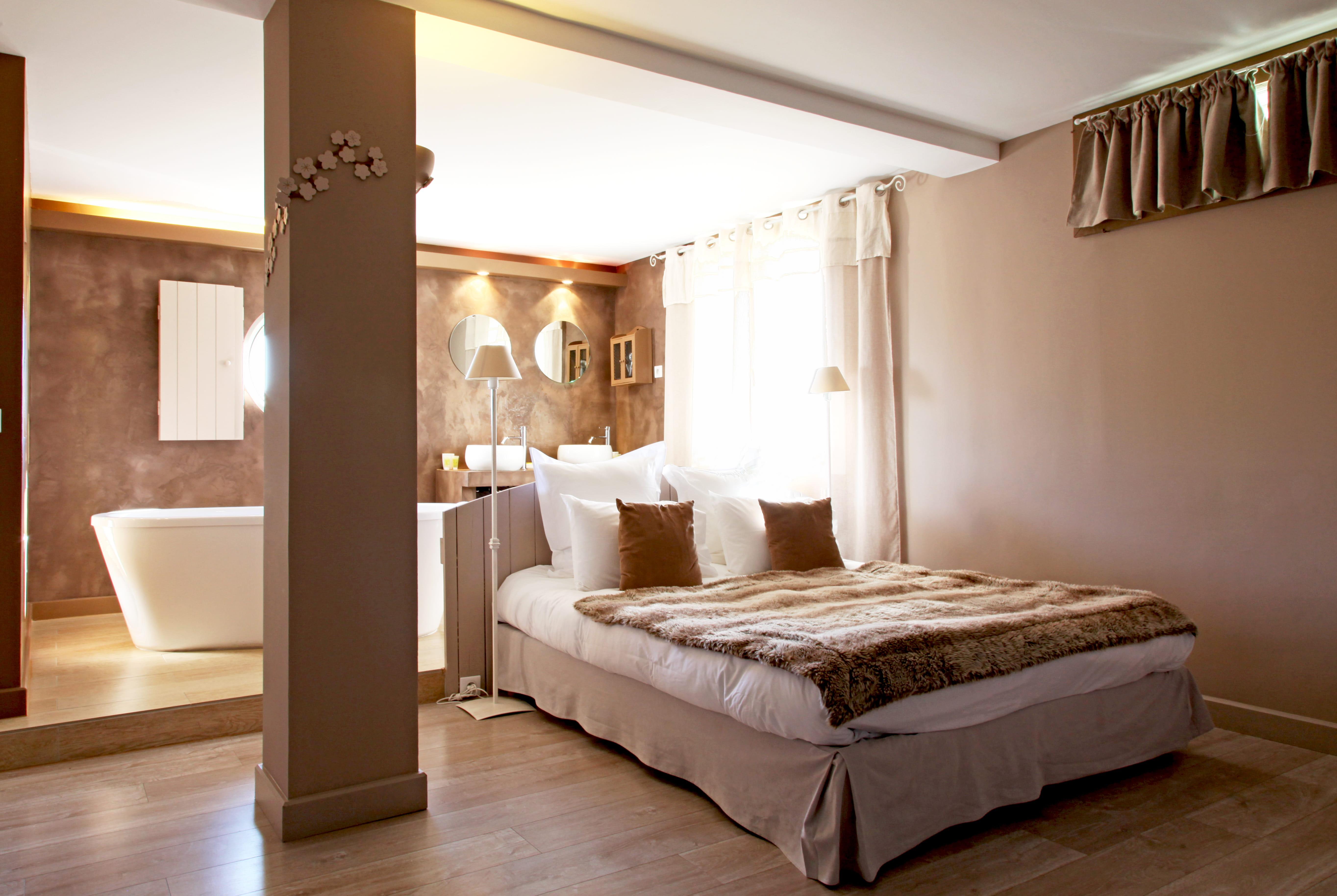 #412614 Suite Parentale Cosy 1167 astuce deco chambre parentale 5455x3657 px @ aertt.com
