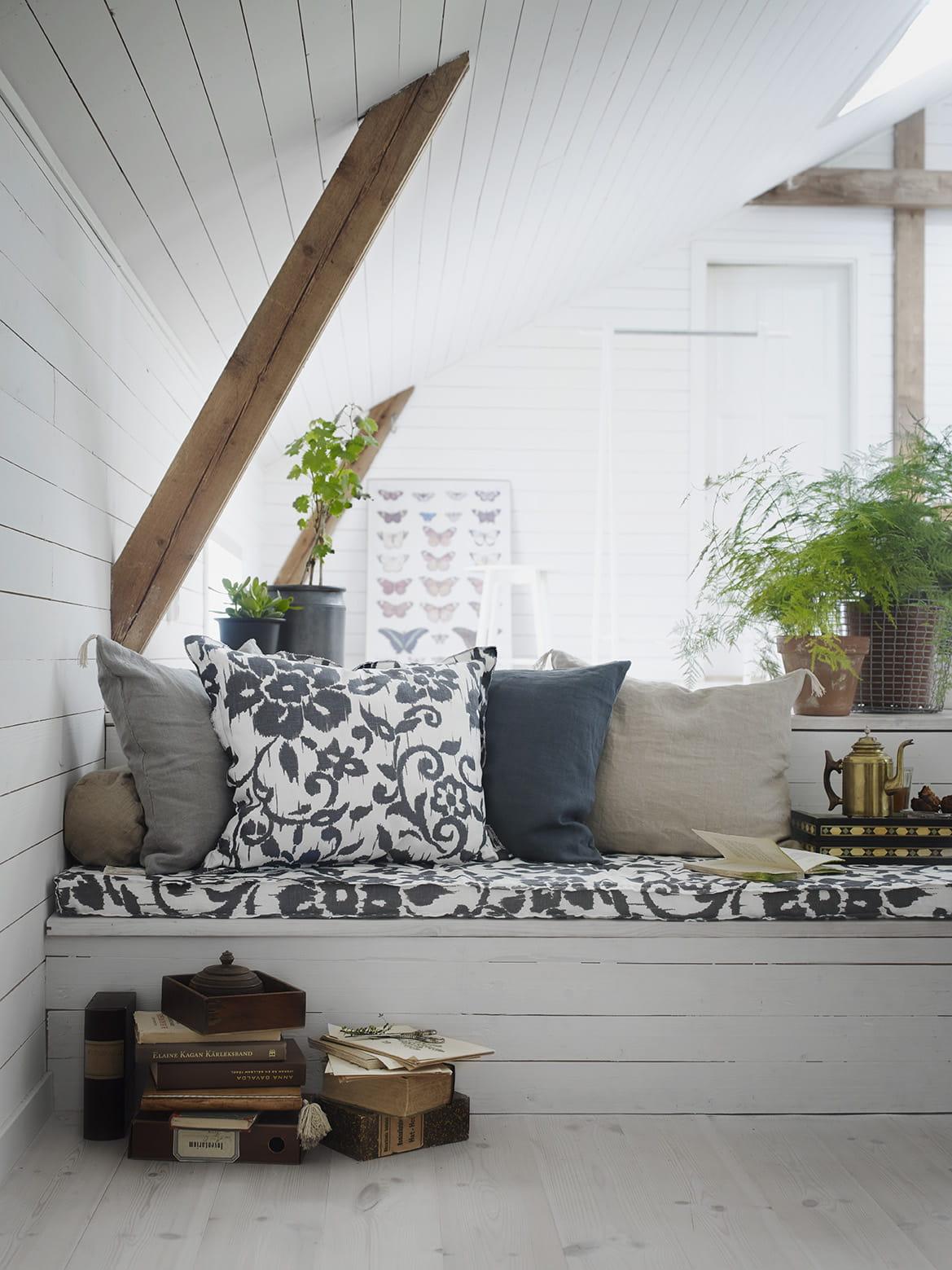 tissus en lin et coton ikea. Black Bedroom Furniture Sets. Home Design Ideas