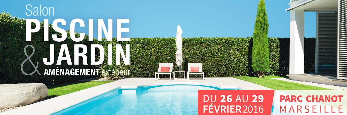 A marseille rendez vous au salon piscine jardin - Salon du jardin marseille ...